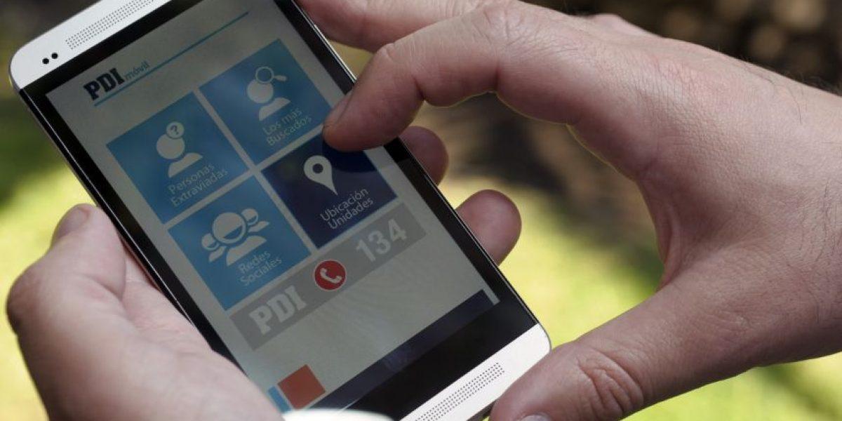 PDI lanza nueva versión de su App