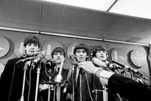 De este modo, se recordará el número que el cuarteto protagonizó en el emblemático 'The Ed Sullivan Show' en 1964 Foto:Tumblr. Imagen Por: