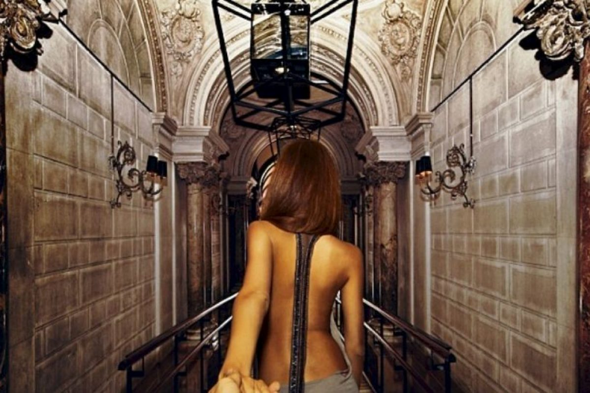 Tú proteges mi espalda. Foto:Instagram image. Imagen Por: