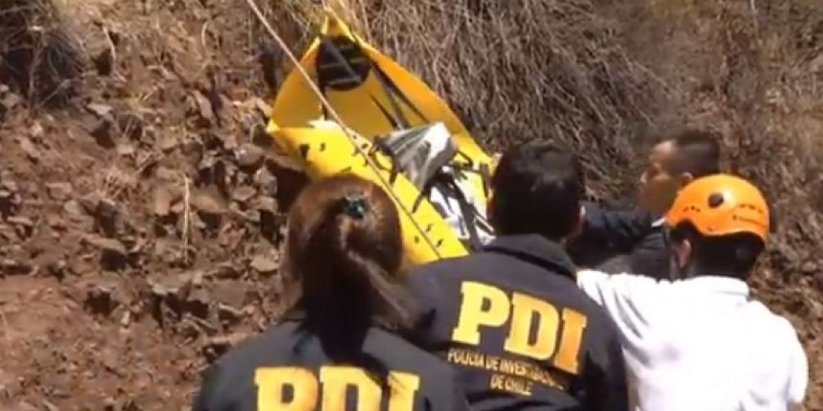 Fiscalía confirmó que cuerpo hallado en Lo Prado corresponde a Bastián Bravo