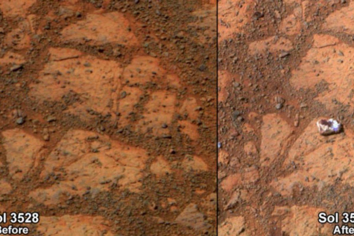 Foto:NASA -JPL – CALTECH. Imagen Por: