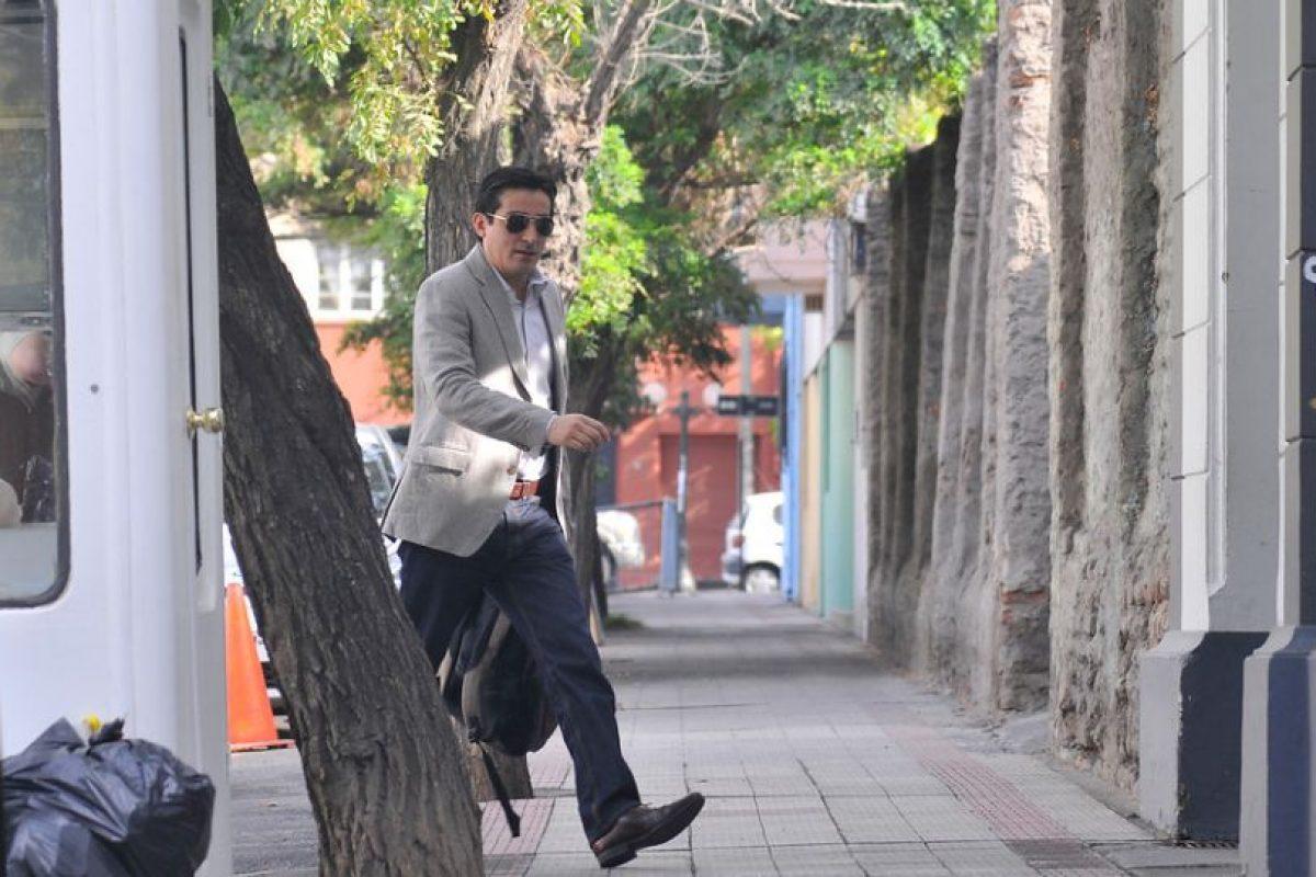 Rodrigo Peñailillo. Imagen Por: