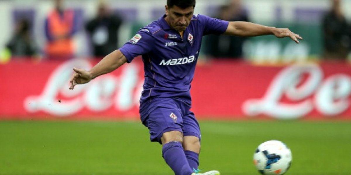 David Pizarro podría volver a jugar en Inglaterra
