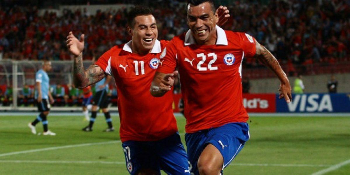 ¡Malas noticias! Delantero de Chile queda fuera del duelo ante Costa Rica por molestias físicas