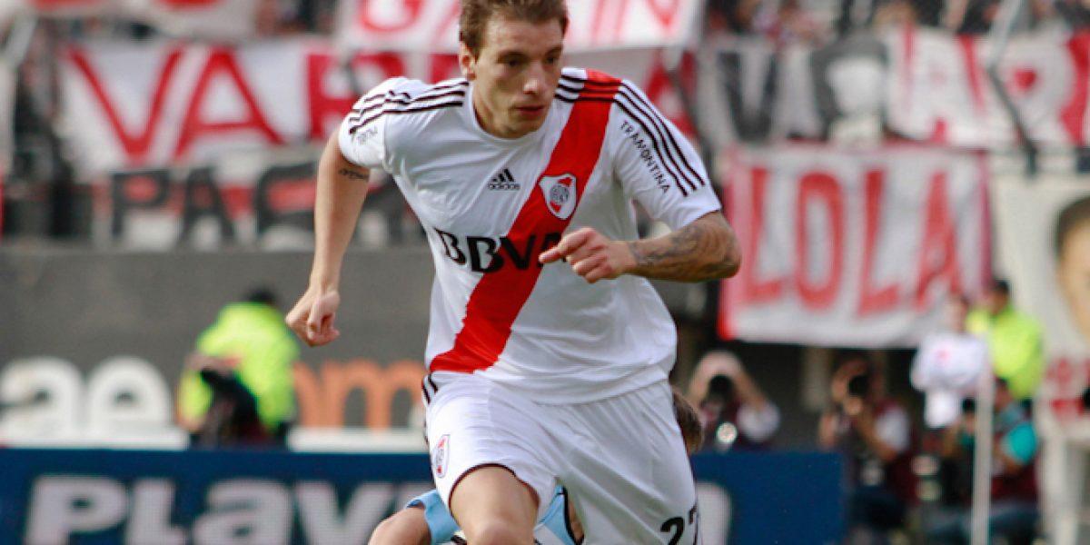 Jonathan Bottinelli llegó a Chile para fichar en la UC: