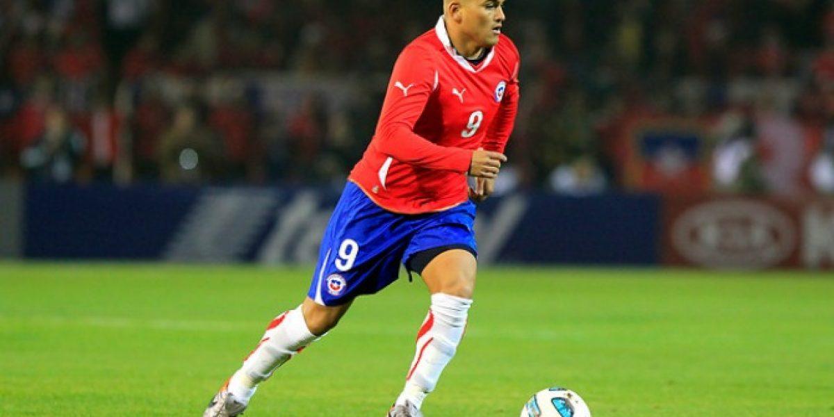 Humberto Suazo fue dado de alta y mantiene la ilusión de jugar el Mundial
