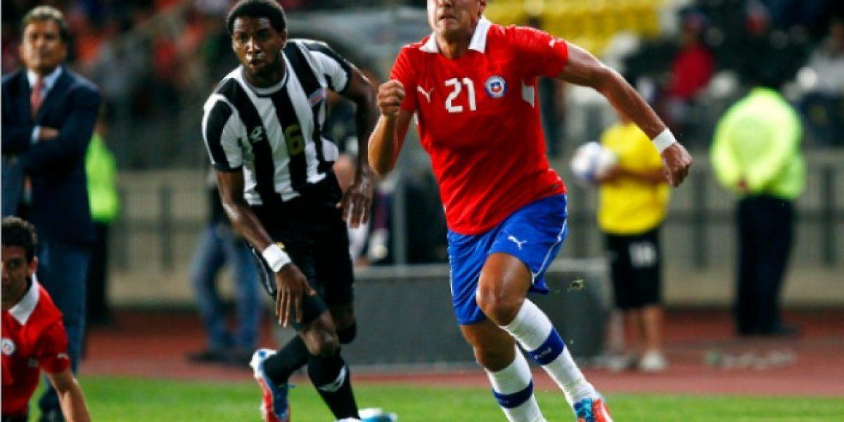 Chile acortó la diferencia histórica en duelos contra Costa Rica