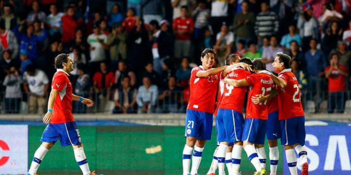 Uno a uno de Chile: Los seleccionados locales se la jugaron en su prueba Mundial