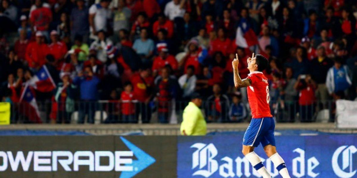 Pablo Hernández se ilusiona con el Mundial: