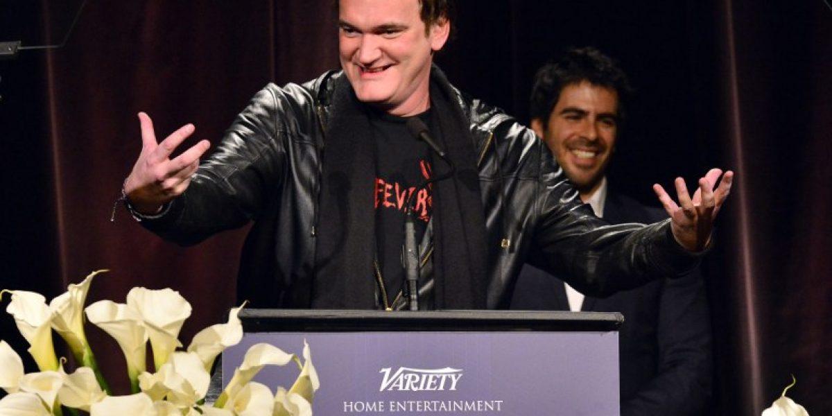 Tarantino cancela su nueva película por filtración del guión