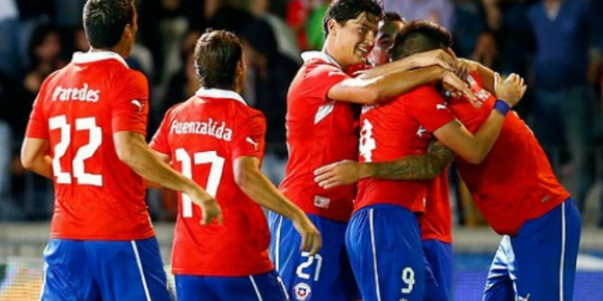 La Roja es de todos: Chile partió el año goleando con acento extranjero