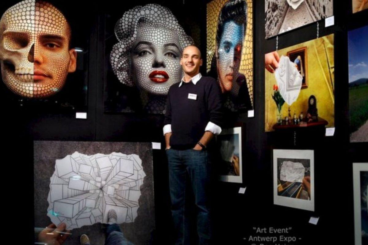 Ben Heiden es un artista plástico que combina varias técnicas de diseño, en ellas se encuentra el dibujo, la fotografía y edición. Armando composiciones espectaculares que sorprenden a cualqueira Foto:www.facebook.com/ben.heine.artist. Imagen Por: