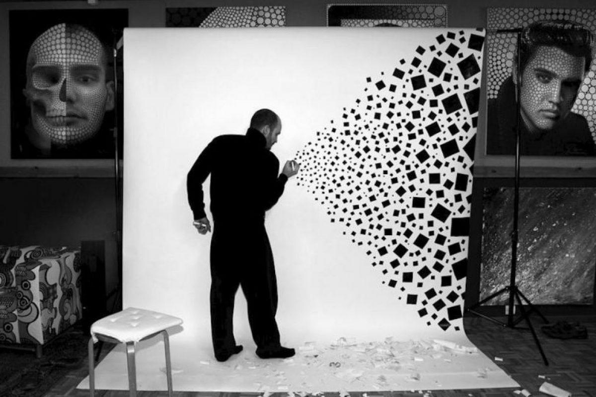 En 2011 comenzó a ser reconocido en todo el mundo por su trabajo diferente y único Foto:www.facebook.com/ben.heine.artist. Imagen Por: