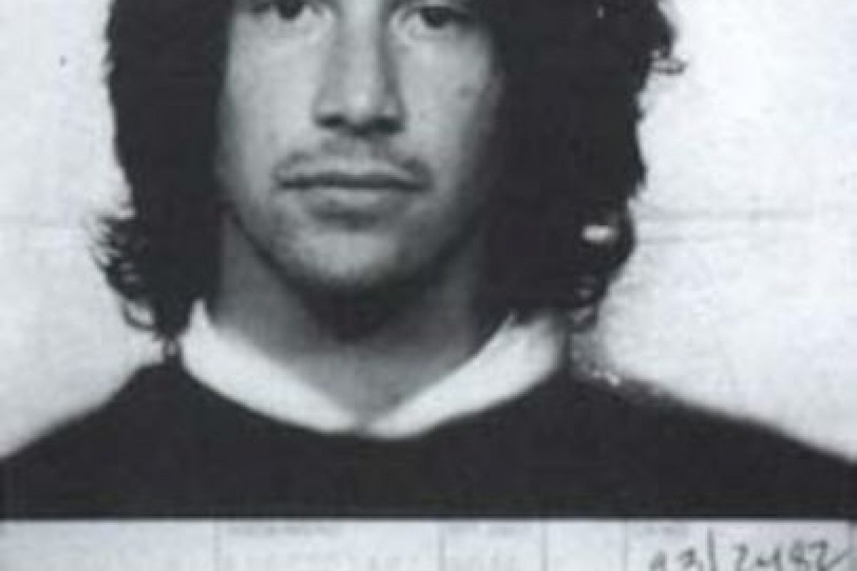 Fue en 1993 que la estrella de Matrix fue llevado a prisión por tomar antes de conducir. Foto:mugshots.com. Imagen Por: