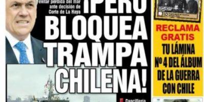 [Fotos] La historia de La Razón: El diario más antichileno de Perú
