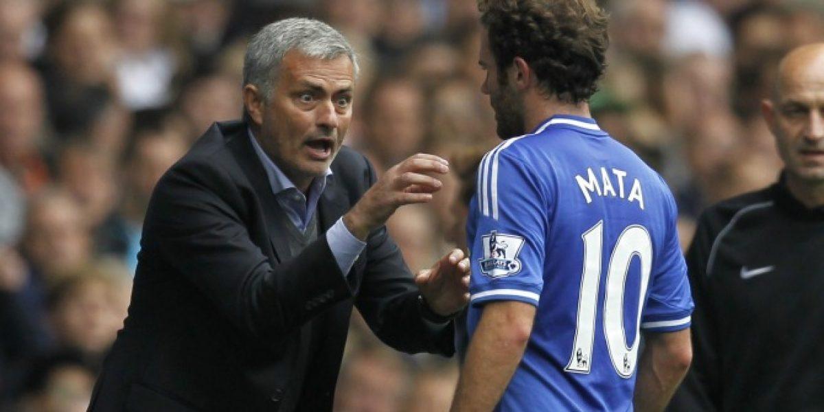 Jugador resistido por Mourinho llega a reforzar a Manchester United