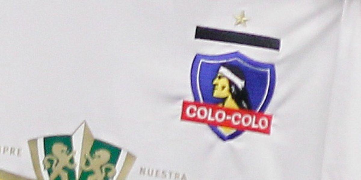 Columna de Colo Colo: Es un crack