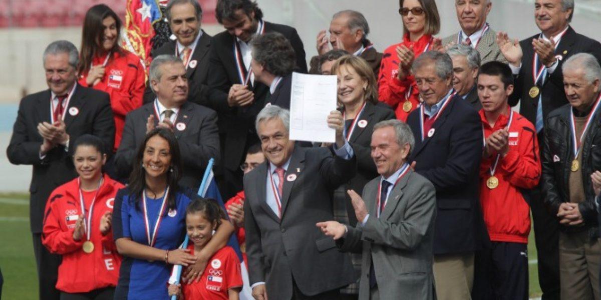 Cámara de Diputados aprobó nueva Ley de Federaciones Deportivas