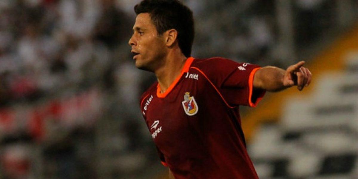 Eduardo Rubio regresa al fútbol para jugar en Primera B