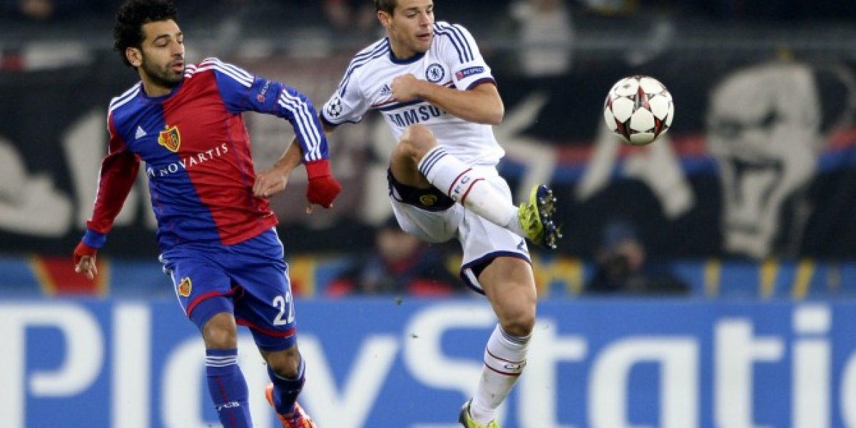 Ex compañero de Marcelo Díaz en el Basel se transforma en nuevo fichaje del Chelsea