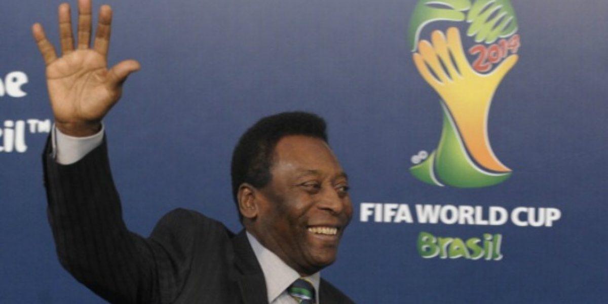 Pelé ya tiene a sus candidatos para ganar el Mundial de Brasil