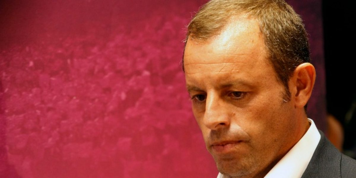 Confirmado: Sandro Rosell renuncia a la presidencia del Barcelona FC
