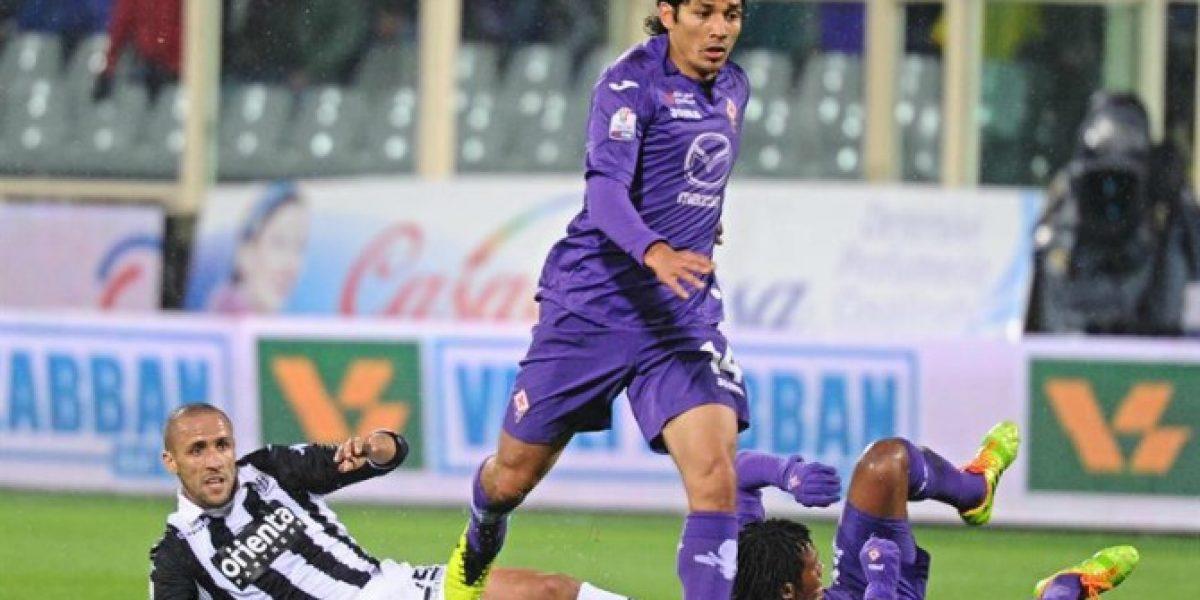 ¡A semifinales! Fernández y Pizarro celebraron con Fiorentina en la Copa Italia