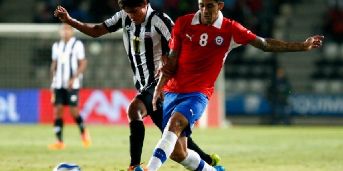 Los que ganan y pierden en la Roja tras el amistoso con Costa Rica