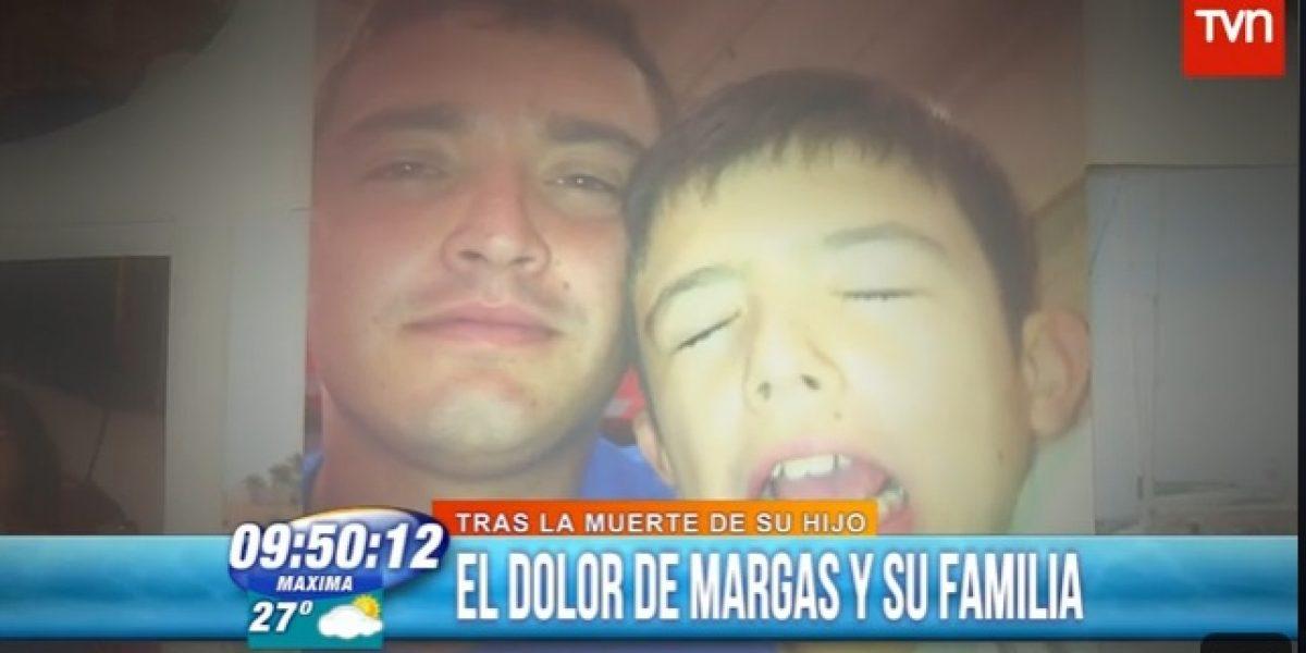 Javier Margas habla de la muerte de su hijo en emotiva entrevista con BDAT