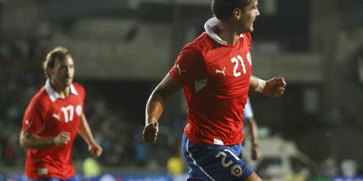 Hernández y Albornoz se unieron al listado dorado de los debutantes-goleadores