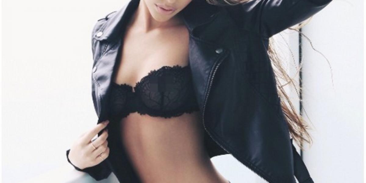 Chantel Jeffries la sensual modelo que iba con Justin Bieber al momento de ser detenido en Miami