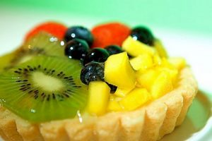Pay de frutas Foto:Pinterest image. Imagen Por: