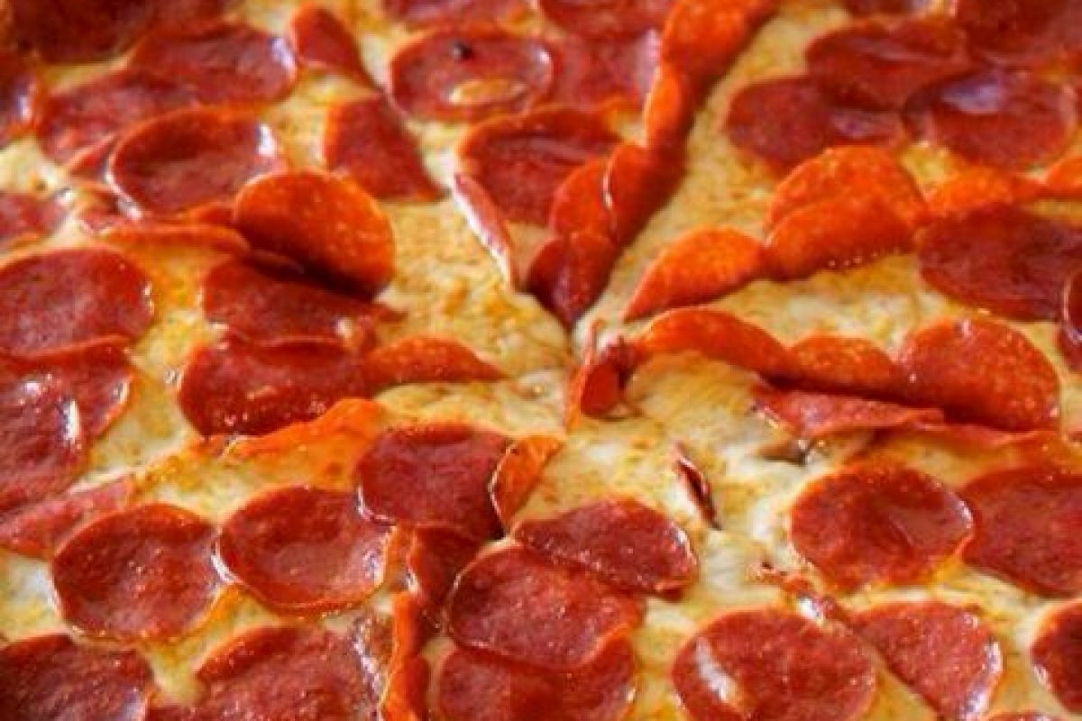Lucete preparando una pizza Foto:Pinterest image. Imagen Por: