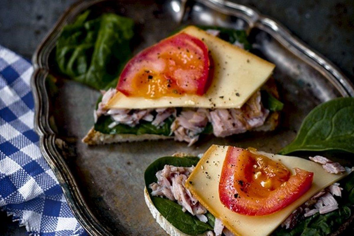 unas deliciosas tapas saludables Foto:Pinterest image. Imagen Por: