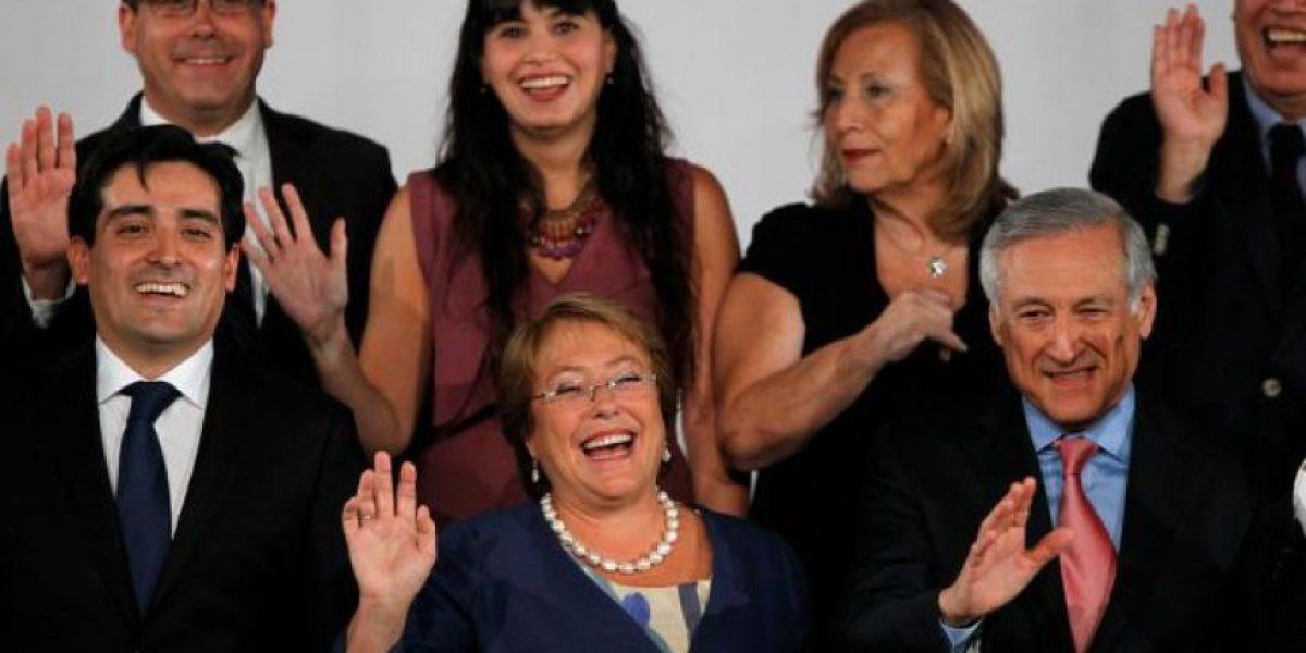 Fotos: Así fue el nombramiento del Gabinete de Michelle Bachelet