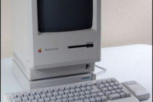 Foto:Macintosh Plus 1986 Foto: Apple. Imagen Por: