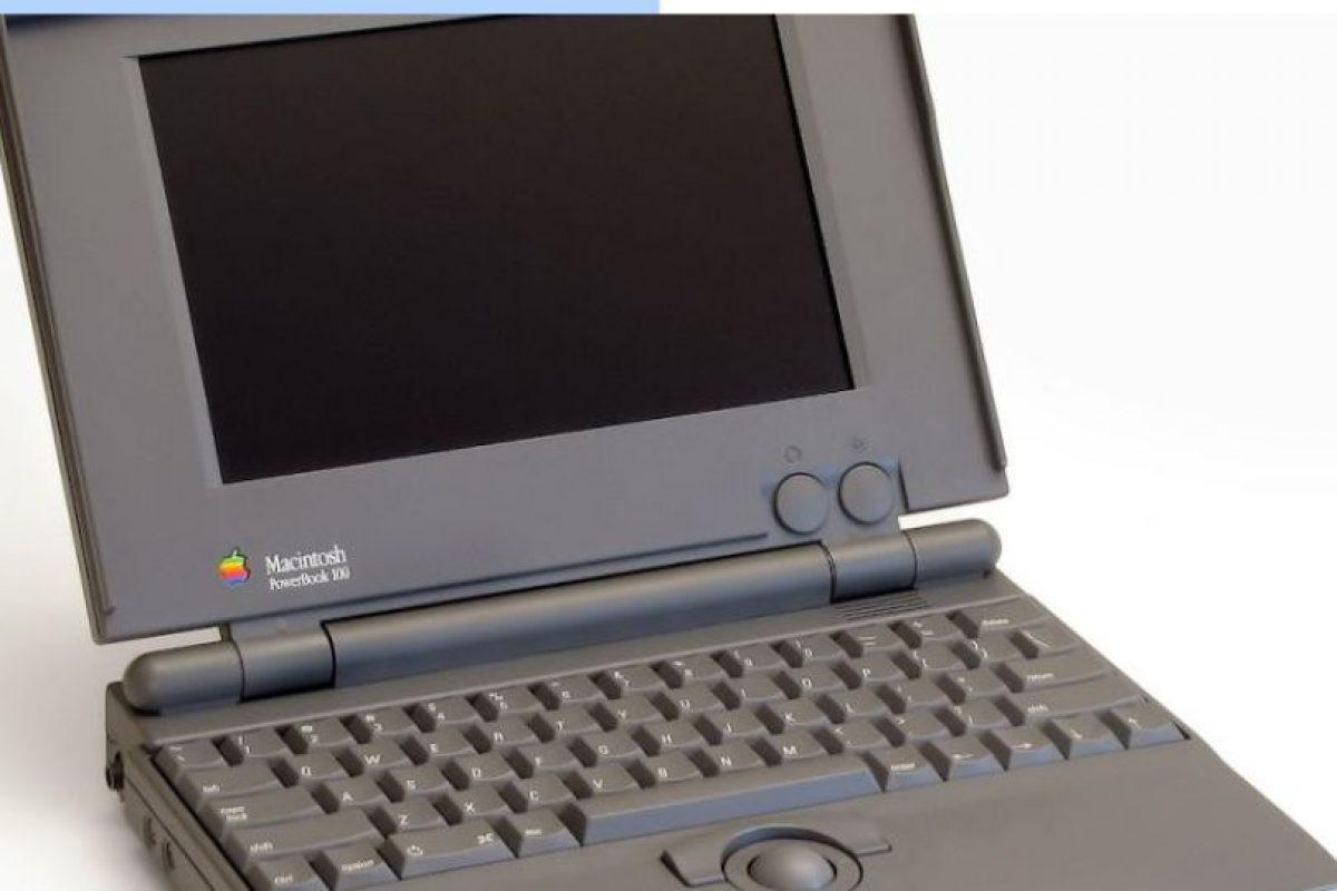 Foto:Macintosh PowerBook 1991 Foto: Apple. Imagen Por: