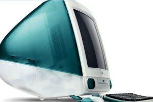 Foto:iMac 1998 Foto: Apple. Imagen Por: