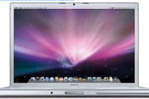 Foto:Macbook 2009 Foto: Apple. Imagen Por: