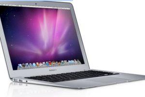 Foto:Macbook Air 2011 Foto: Apple. Imagen Por: