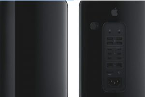 Foto:Mac Pro 2013 Foto: Apple. Imagen Por:
