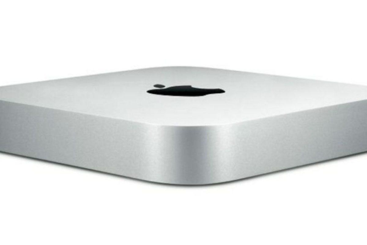 Foto:Mac Mini 2013 Foto: Apple. Imagen Por: