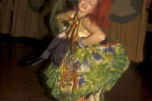 Cindy Lauper, 1984 Foto:Huffington Post. Imagen Por: