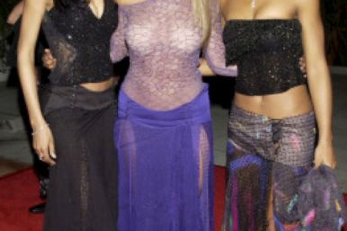 Destiny's Child, 2002 Foto:Stylelist. Imagen Por: