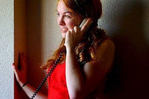 Atracción a realizar llamadas telefónicas utilizando lenguaje erótico Foto:Flickr image. Imagen Por: