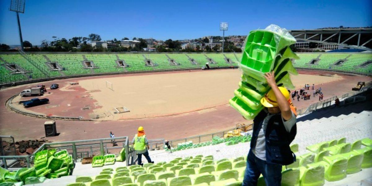 Santiago Wanderers deberá seguir esperando: Se postergó reapertura del estadio Elías Figueroa