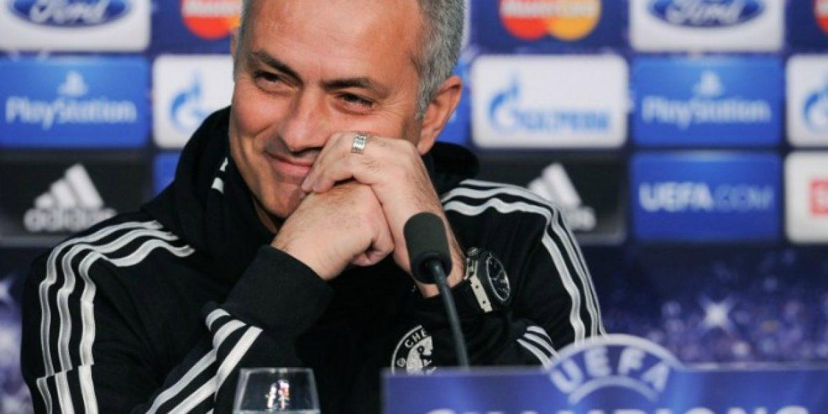 José Mourinho sobre traspaso de Mata: