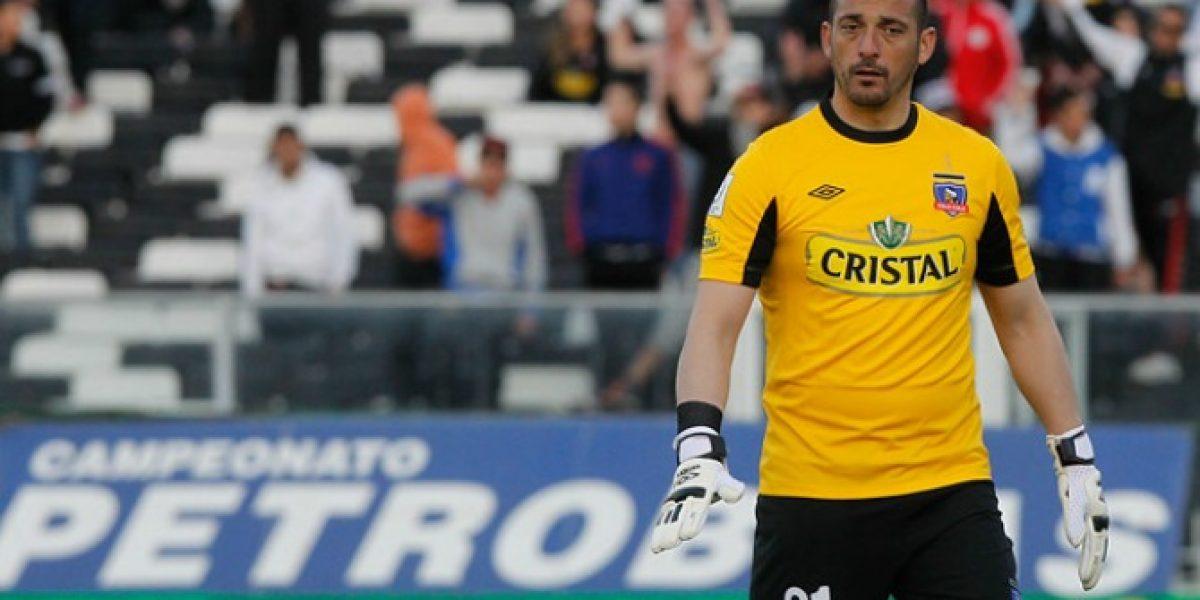 Eduardo Lobos es marginado para el duelo ante Deportes Iquique