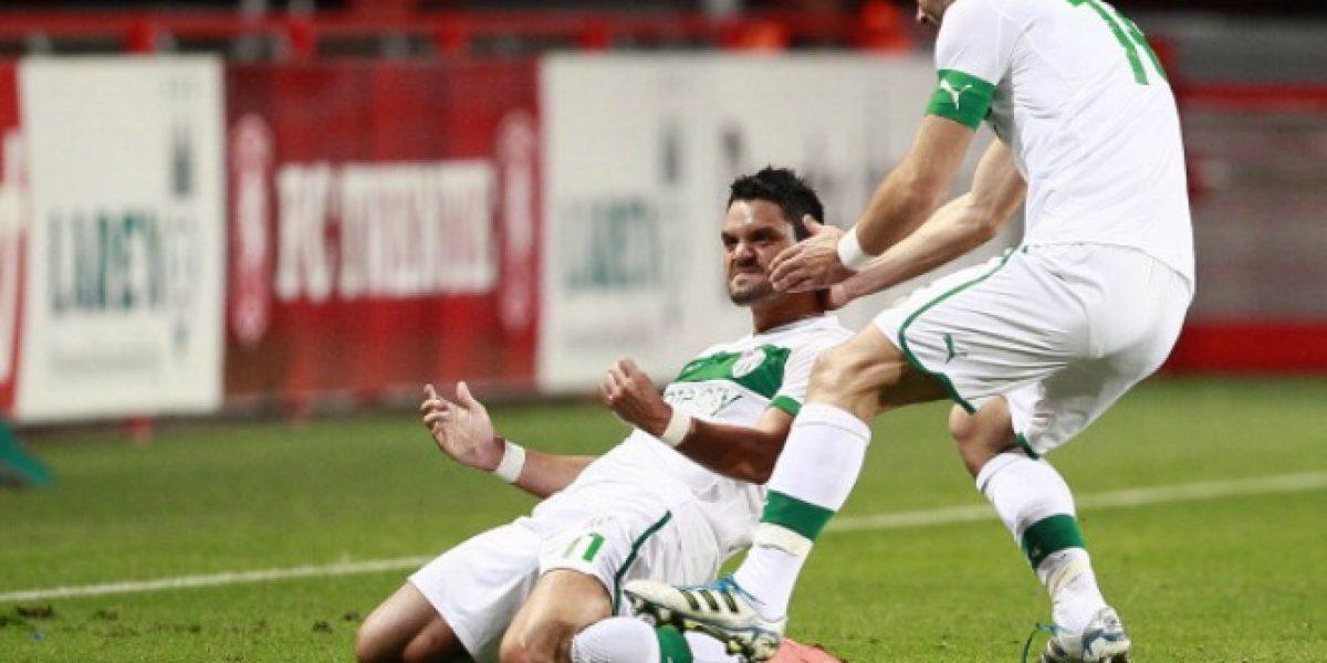 Sebastián Pinto finalmente fichó por club brasileño