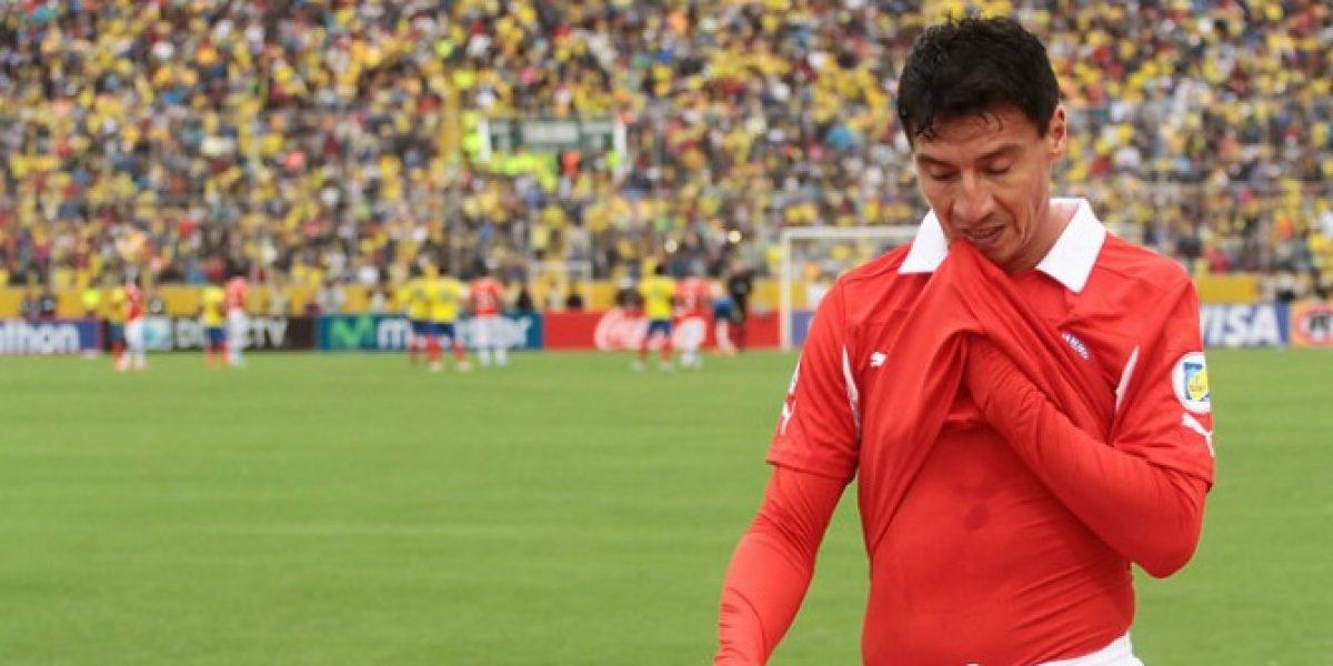 Pablo Contreras anunció que dejará el fútbol profesional en mayo